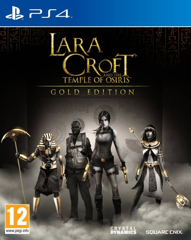 Lara Croft and the Temple of Osiris Gold Edition (PS4)